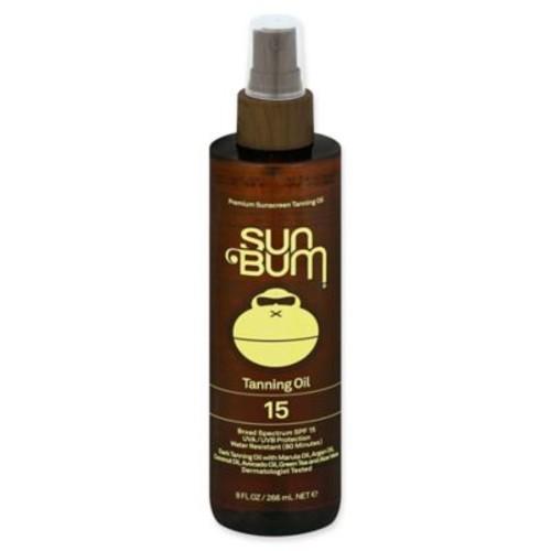 Sun Bum 9 fl. oz. Tanning Oil with Broad Spectrum SPF 15