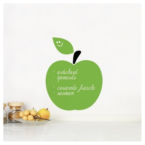 Apple Wall Decal - Green