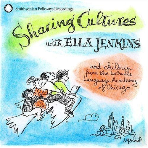 Sharing Cultures CD (2003)
