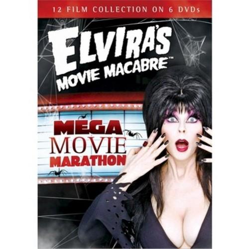 Elvira's movie macabre:Mega movie mar (DVD)