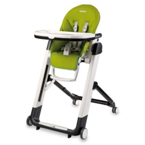 Peg Perego Siesta High Chair in Mela Green Apple