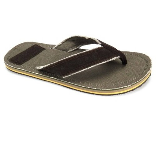 Men's Body Glove Bridgeport Flip Flop Sandals - Khaki