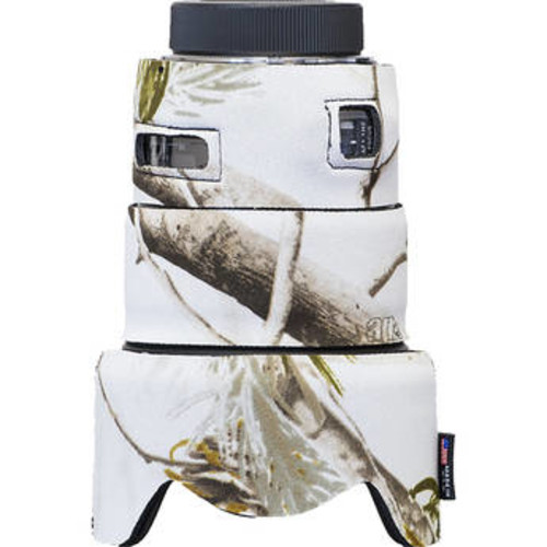 Telephoto Lens Cover for Sigma 50mm F1.4 DG HSM Art (Realtree AP Snow)