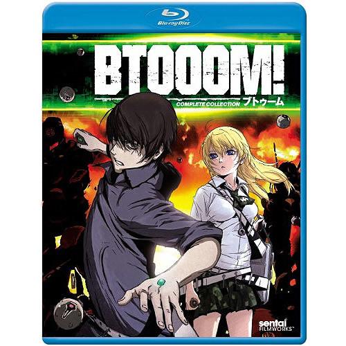 Btooom!: Complete Collection [2 Discs] [Blu-ray]