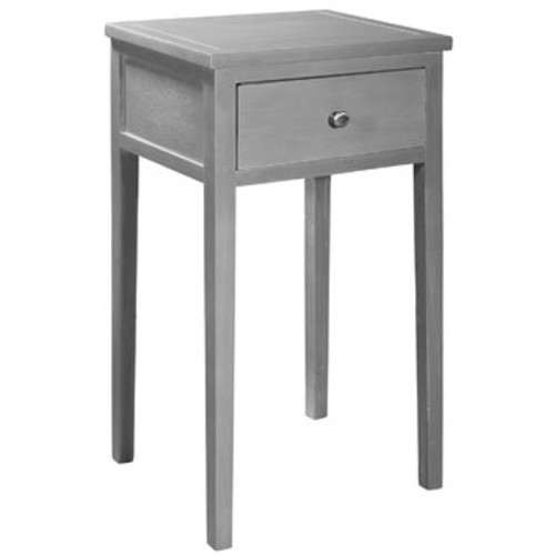 Abel End Table With Storage