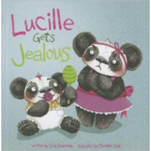 Lucille Gets Jealous (Little Boost Series)