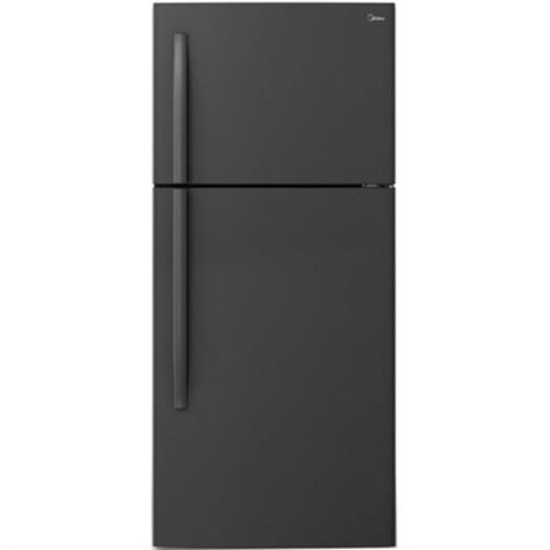 Midea 18 Cu.Ft. Top Mount Freezer Refrigerator - WHD-663FWEB1