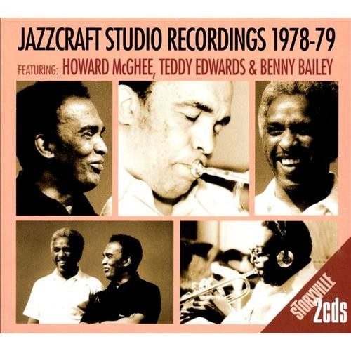 Jazzcraft Studio Recordings 1978-79 [CD]