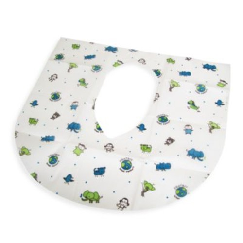 Summer Infant 20-Pack Clean and Green Disposable Potty Protectors