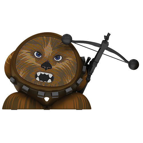 Star Wars ihome Bluetooth Speaker - Chewbacca