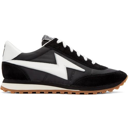 Black Astor Jogger Sneakers