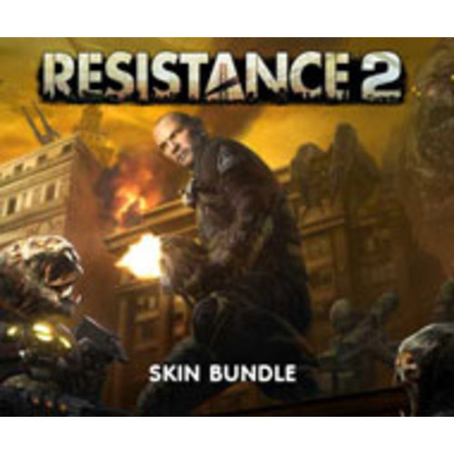 Sony Computer Entertainment Resistance 2 Skin Bundle [Digital]