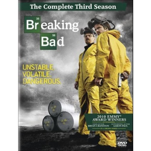 Breaking Bad: The Complete Third Season (4 Discs)