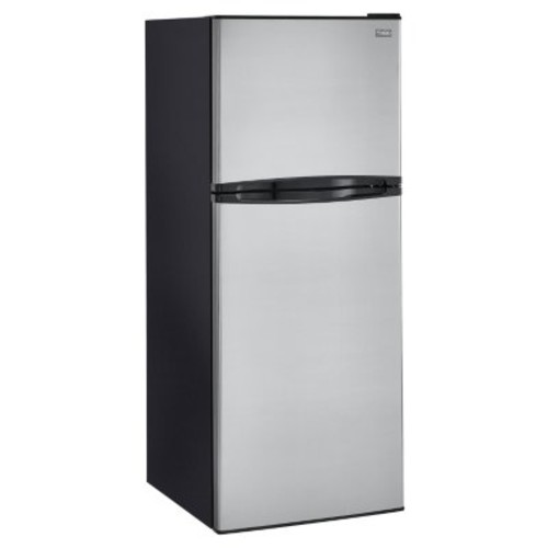 Haier 9.8 cu. ft. Refrigerator, Stainless Steel