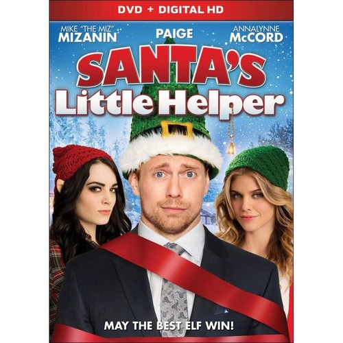 Santa's Little Helper [DVD] [2015]