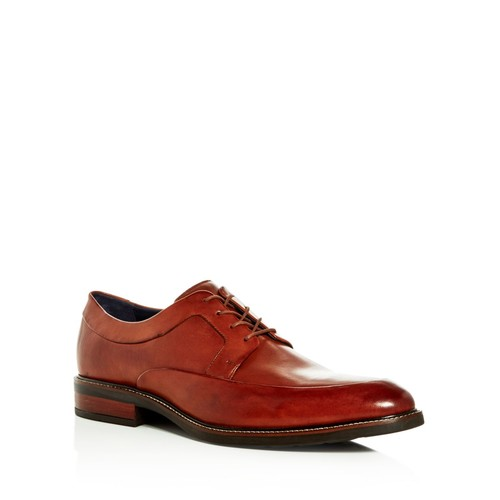 Men's Hartsfield Leather Apron Toe Oxfords