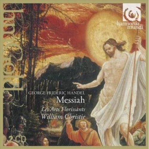 Georg Friedrich Haendel: Messiah [CD]