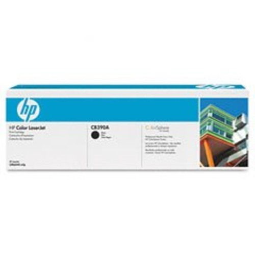 HEWCB390A - HP 825A (CB390A) Black Original LaserJet Toner Cartridge