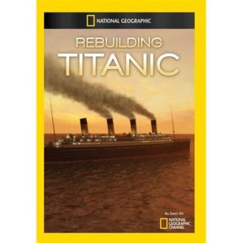 Rebuilding Titanic DVD-9