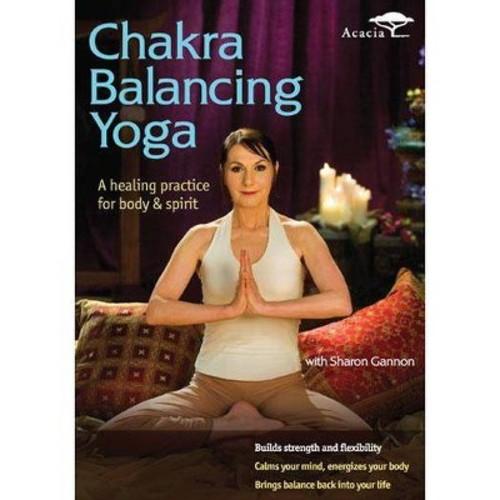 Chakra balancing yoga (DVD)