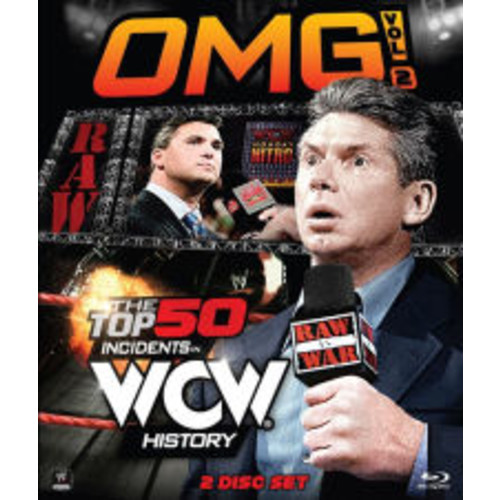 WWE: OMG!, Vol. 2: The Top 50 Incidents in WCW History