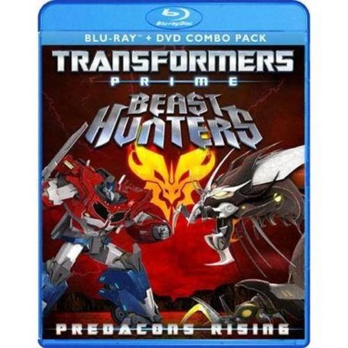 Transformers Prime: Beast Hunters - Predacons Rising [Blu-ray]