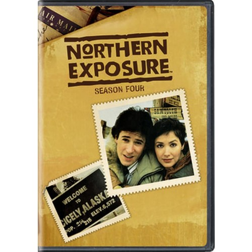 Northern Exposure: The Complete Fourth Season (Full Frame)