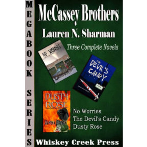 The Mccassey Brothers Trilogy Megabook