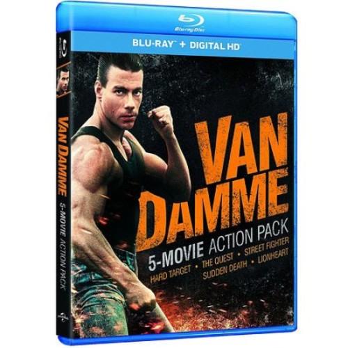 Van Damme: 5-Movie Action Pack