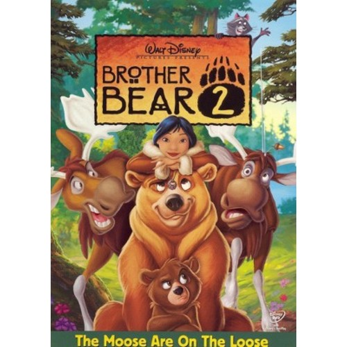 Brother Bear 2 WSE DD5.1/DTS