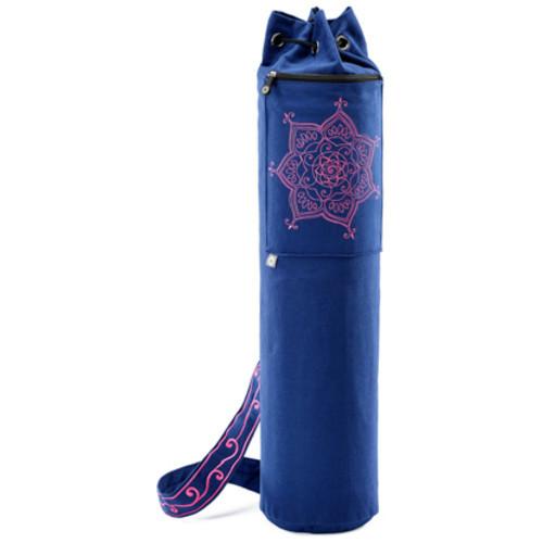 Pilates & Yoga Canvas Mat Bag