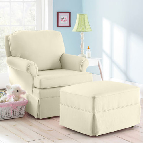 Best Chairs Inc Jacob Glider or Ottoman JCPenney