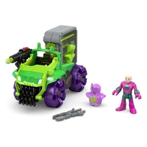 Imaginext DC Super Friends Lex Luthor Hauler
