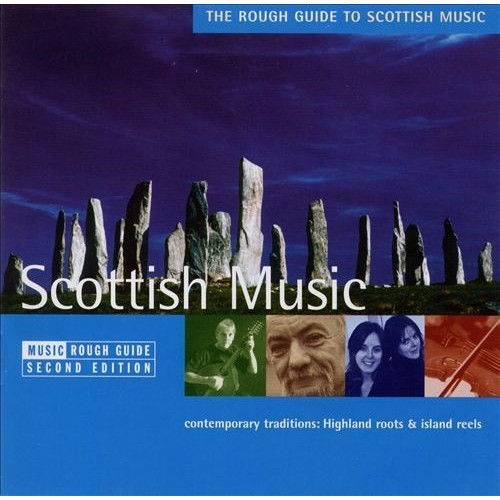 Rough Guide To Scottish Music CD