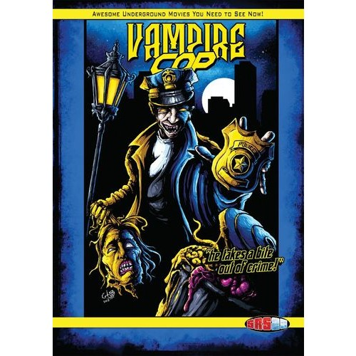 Vampire Cop [DVD] [1990]