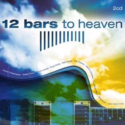 12 Bars to Heaven: Pepper Cake Label Sampler [CD]
