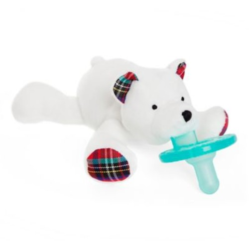 WubbaNub Polar Bear Infant Pacifier