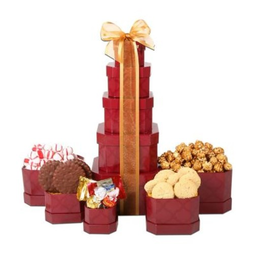 Alder Creek Gift Baskets Tower for the Office