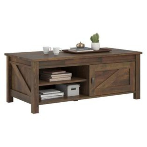 Altra Furniture Coffee Table in Century Barn Pine Finish