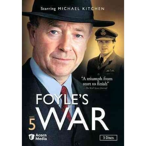 Foyle's War: Set 5 (DVD)