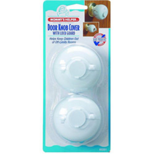 KidCo White Door Knob Locks (Pack of 2)