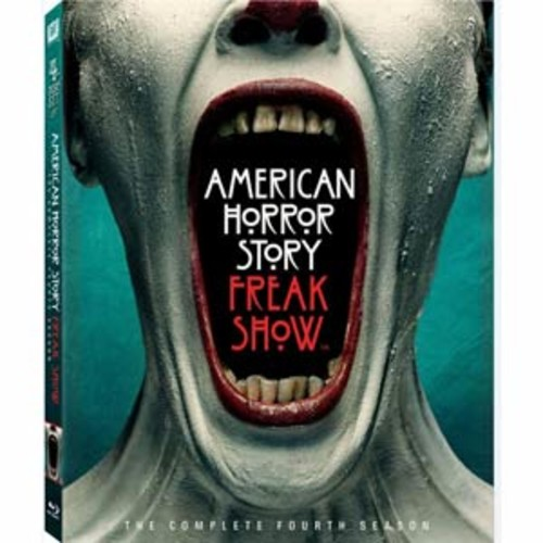 American Horror Story: Freak Show: The Complete Fourth Season [Blu-Ray]