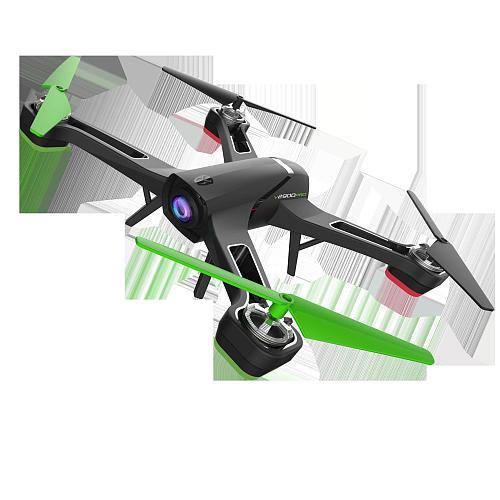 Sky Viper v2900PRO Remote Control Streaming Video Drone - 2.4 GHz Green/Black