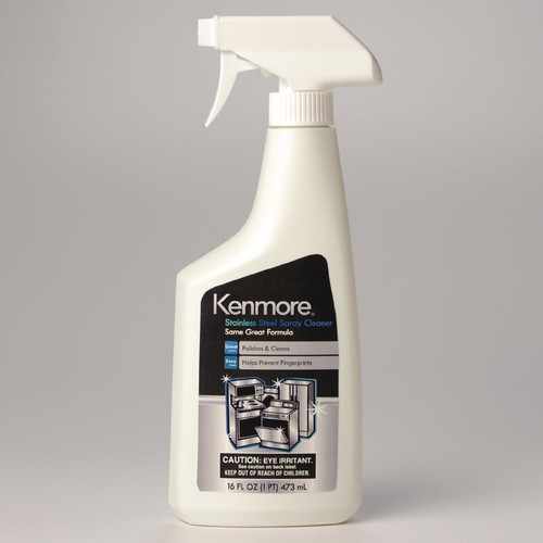 Kenmore Stainless Steel Spray
