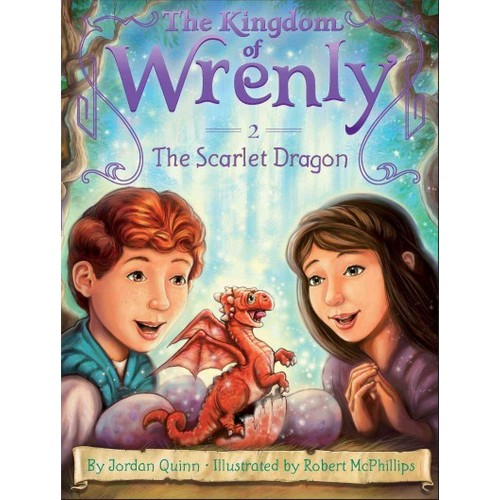 The Scarlet Dragon Kingdom of Wrenly