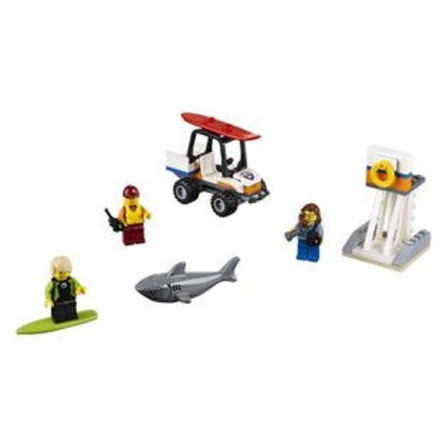 LEGO City Coast Guard Starter Set (60163)