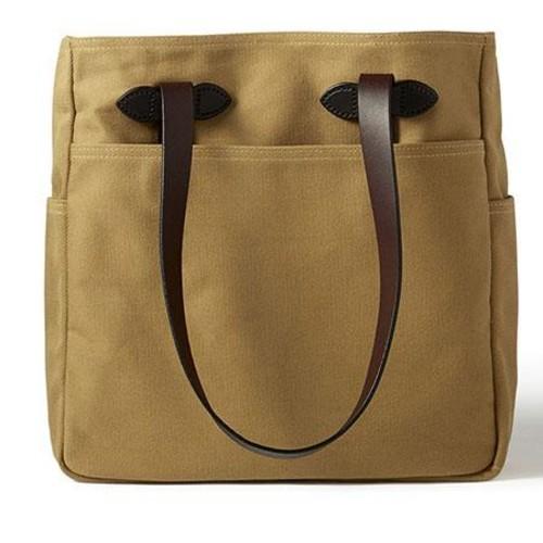 Filson Twill Tote Bag, Tan 70260-TN