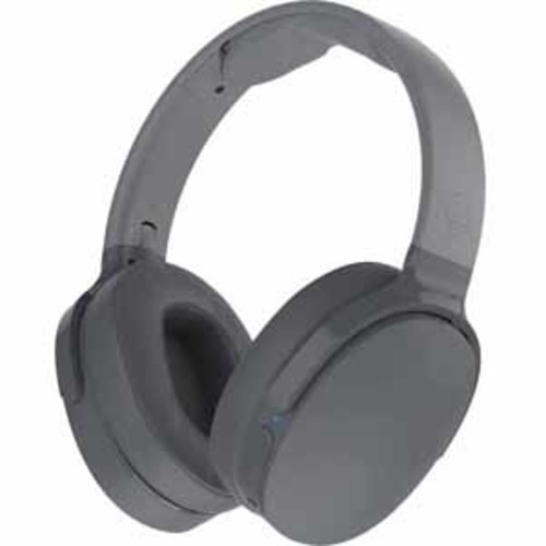 Skullcandy Hesh 3 Wireless Bluetooth Headphones - Gray