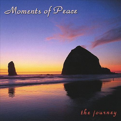 Moments of Peace: The Journey [CD]