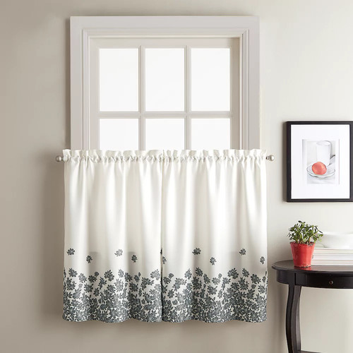 Petra Kitchen Tier Curtain Pair
